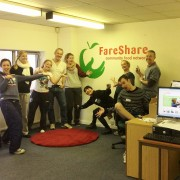 Fareshare Charity Work